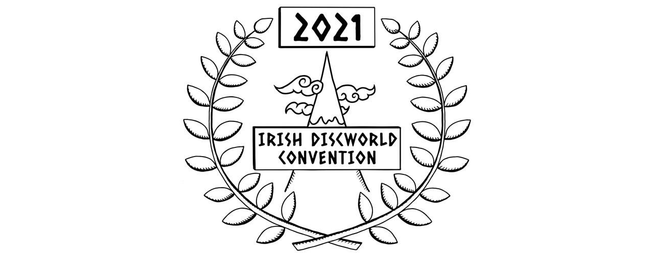 Irish Discworld Convetion Logo